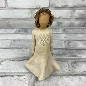 Willow Tree Irish Charm Figurine 2010 Susan Lordi